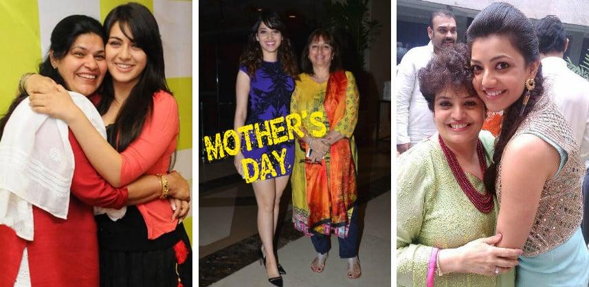 kajal-agarwal-tamannah-hansika-mothers-day