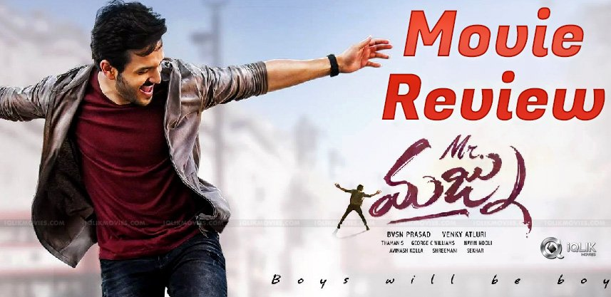 Mr Majnu Movie Review And Rating