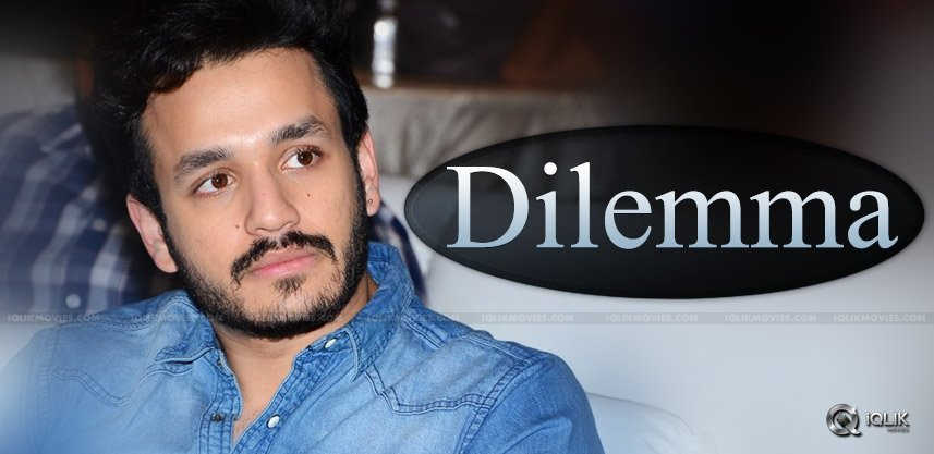 akhil-is-in-confusion-about-his-next-movie