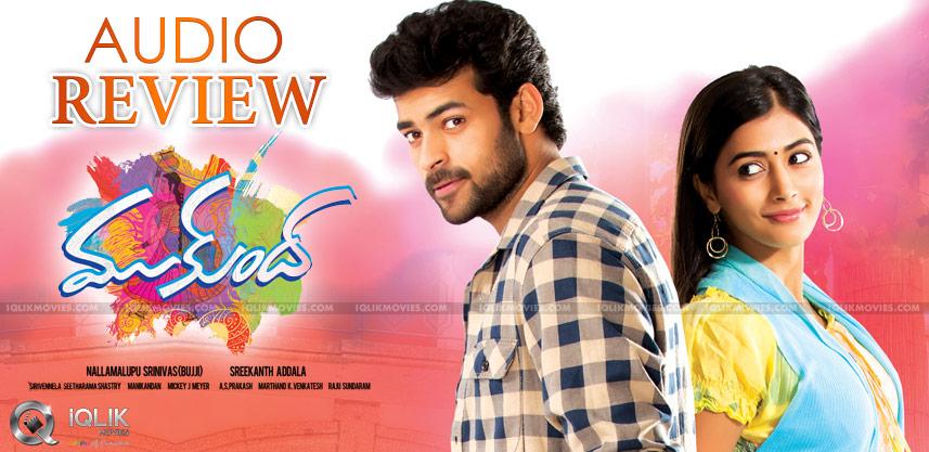 mukunda-audio-review-sai-varun-tej