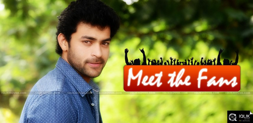 varun-tej-meeting-with-mega-fans-today