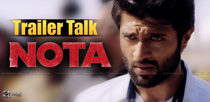 vijay-deverakonda-nota-trailer-talk-details