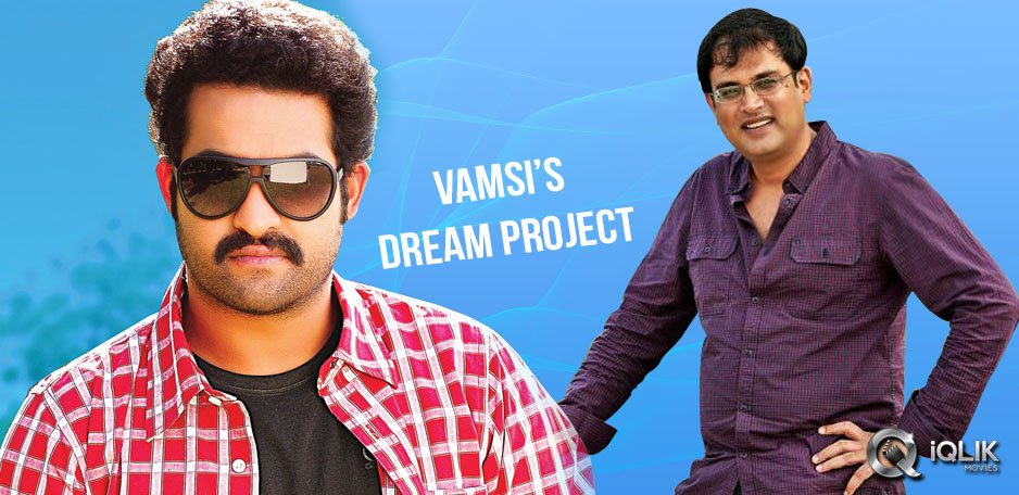NTR-Okays-Vakkantham-Vamsi039-s-dream-project