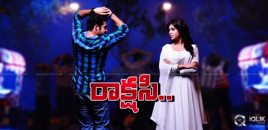 thaman-confirms-jr-ntr-song-rakshasi-in-rabhasa