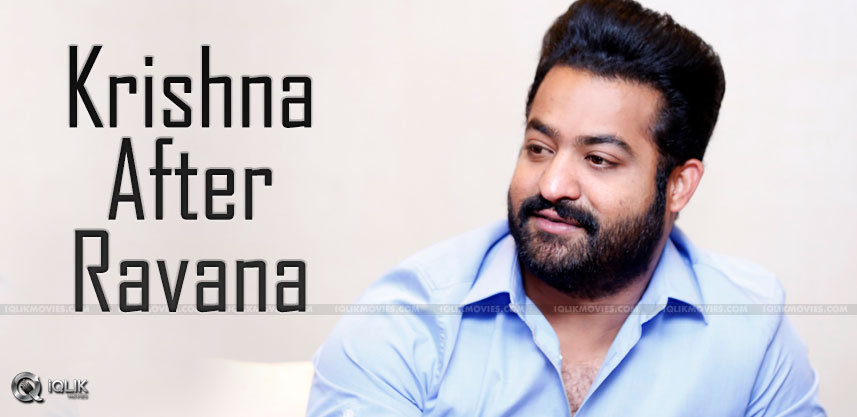 ntr-as-lord-krishna-rajamouli-movie
