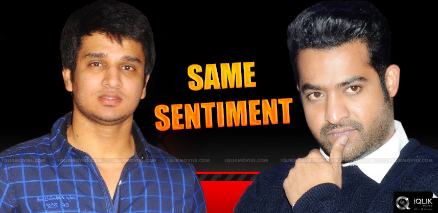 actors-ntr-and-nikhil-on-ratha-saptami-sentiment