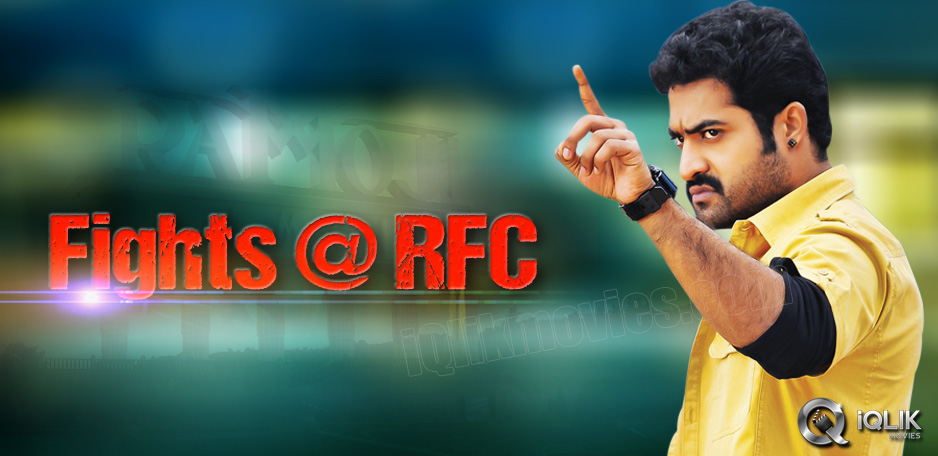 NTR-fighting-at-RFC-for-Santosh039-s-film