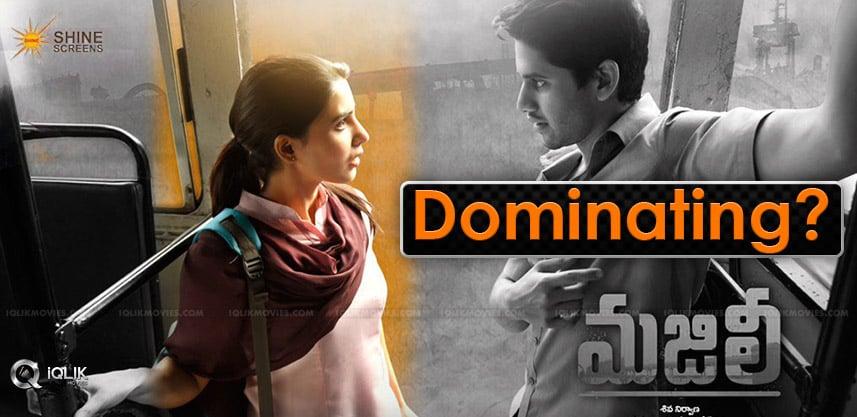 samantha-dominating-chaitanya-in-majili-movie