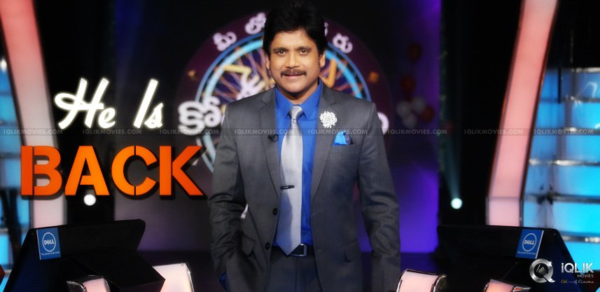 Nagarjuna-is-getting-back-to-small-screen-with-mek