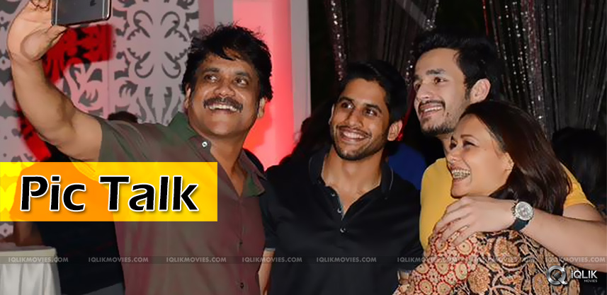 nagarjuna-family-selfie-picture-details-and-update