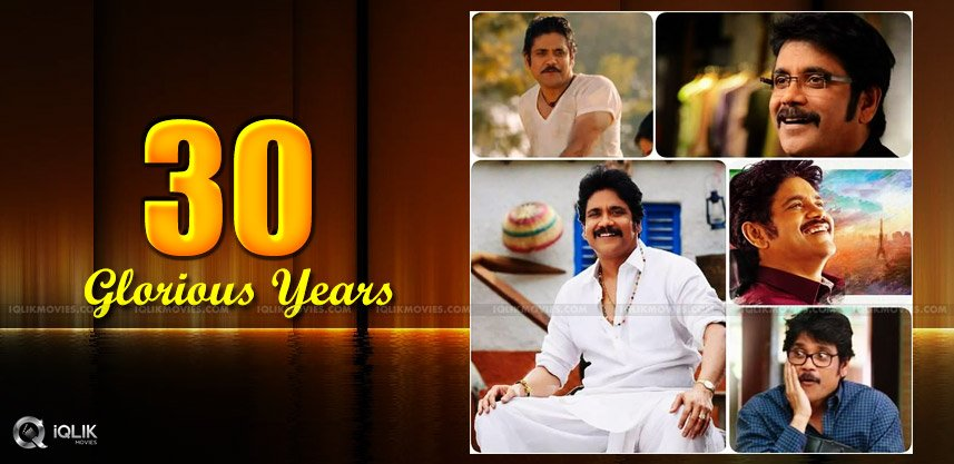 nagarjuna-completes-thirty-years-in-films