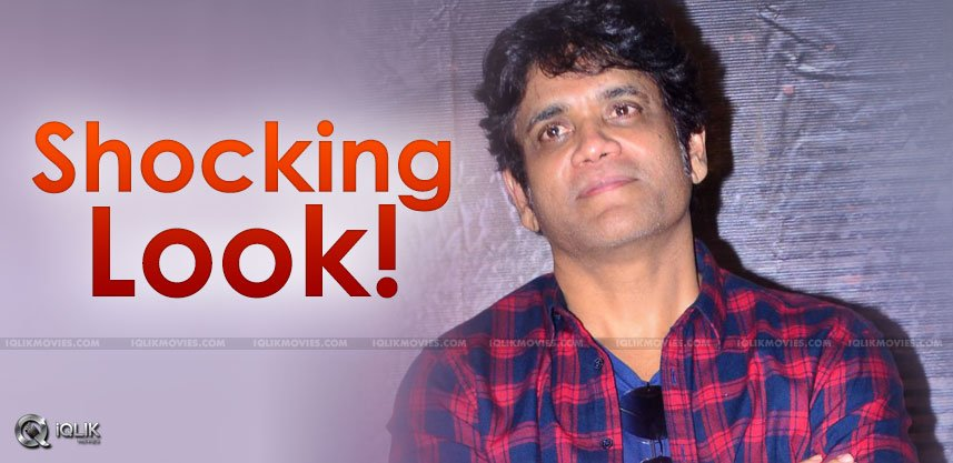 Nagarjuna-latest-look-details