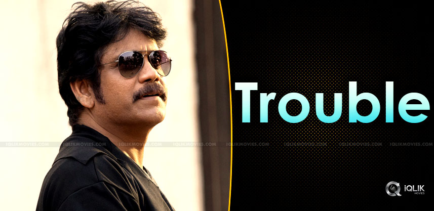 nagarjuna-tamil-movie-is-in-trouble