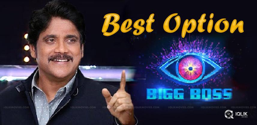 Bigg Boss 3: The Only Option Is King Nagarjuna