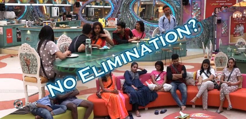 bigg-boss3-telugu-no-elimination-week
