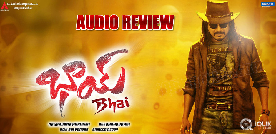 Nagarjuna039-s-Bhai-Audio-Review
