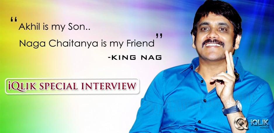 Nagarjuna039-s-Exclusive-Interview