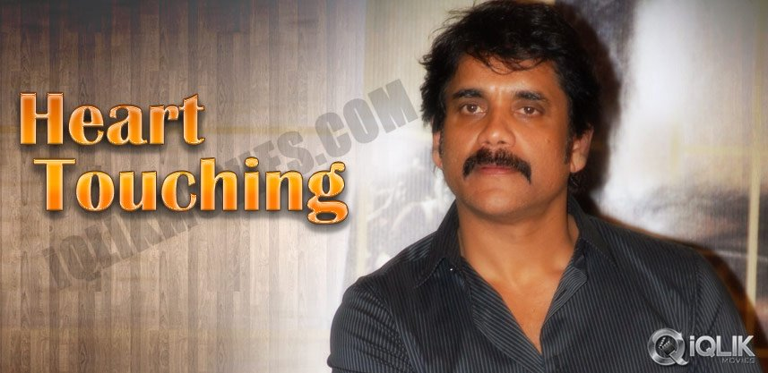 Nagarjuna-Tears-In-Theater-after-watching-Manam