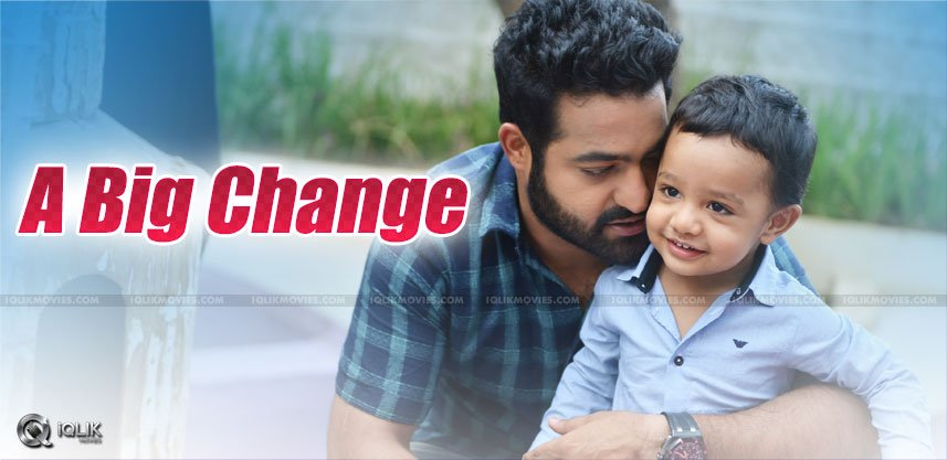 The Person Who Changed NTR!