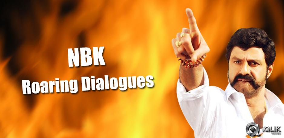Balayya S New Movie Dialogues Revealed