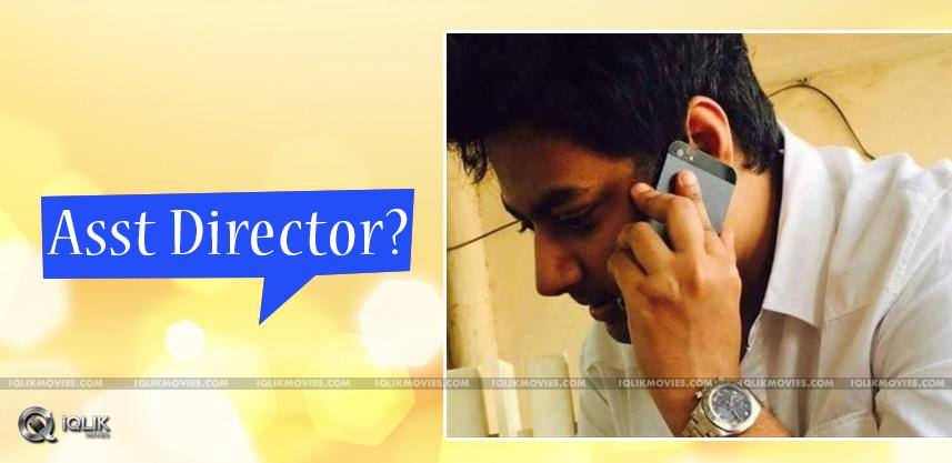 mokshagna-as-assistant-director-in-nbk100
