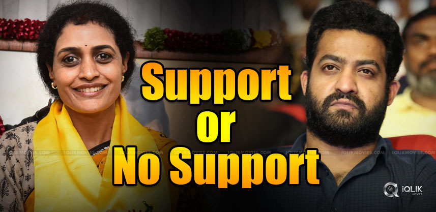nandamuri-suhasini-contesting-from-kukatpally