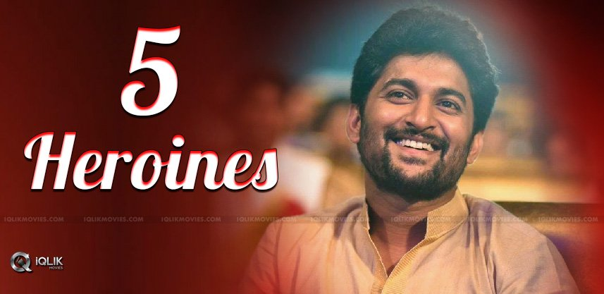 nani-next-movie-will-have-five-heroines