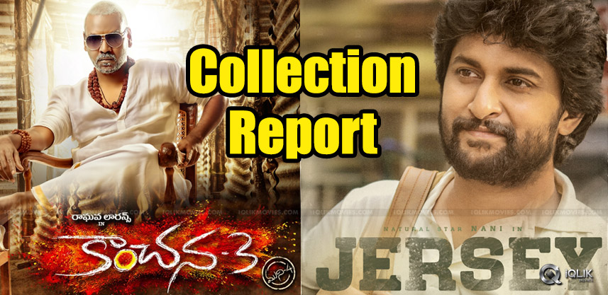 jersey-and-kanchana-3-collections-report