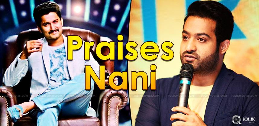 NTR Praises Nani: Bigg Boss Telugu2