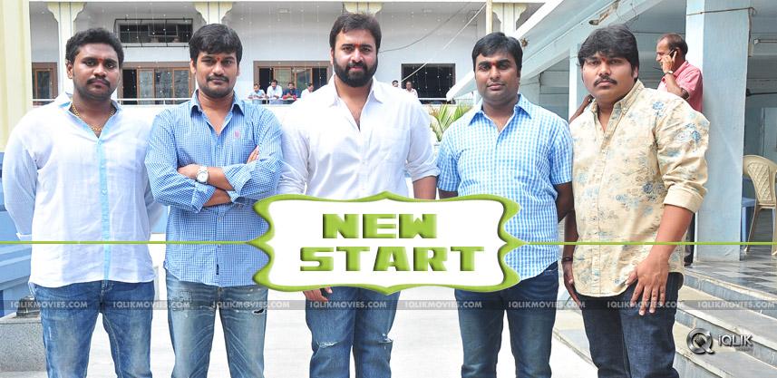nara-rohit-new-film-with-kumar-nagendra-details