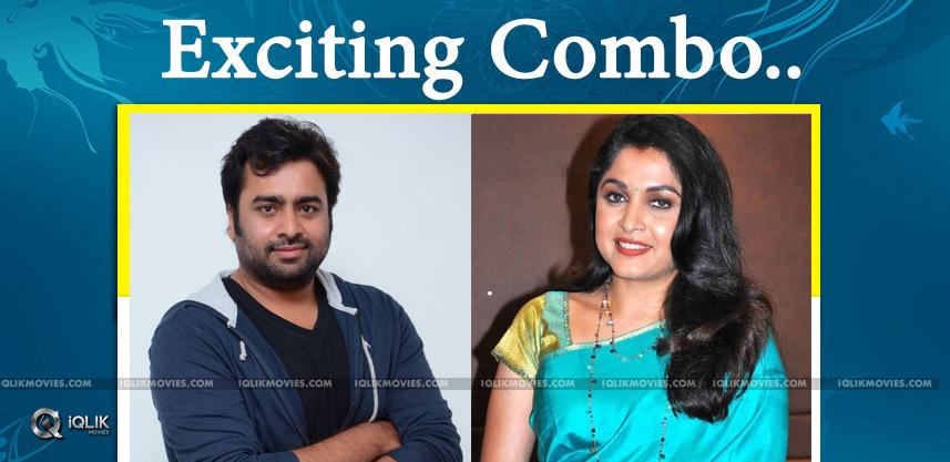 nararohit-regina-ramyakrishna-new-film-launch