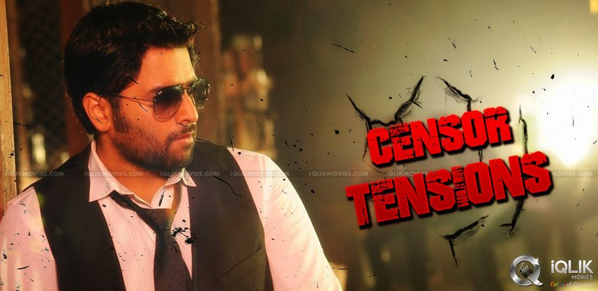 nara-rohith-rowdy-fellow-movoe-censor-tension