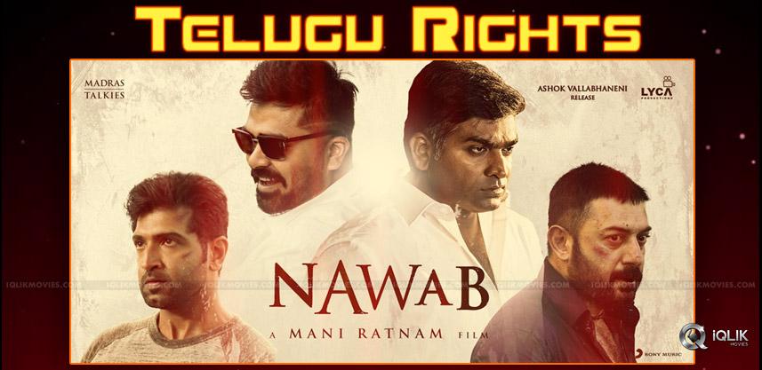 nawab-movie-telugu-rights-details