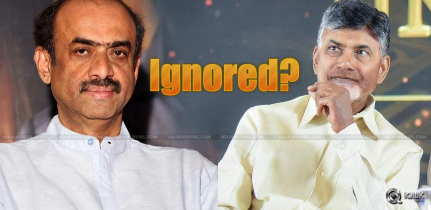 Sureshbabu-left-chandrababu-success-meet