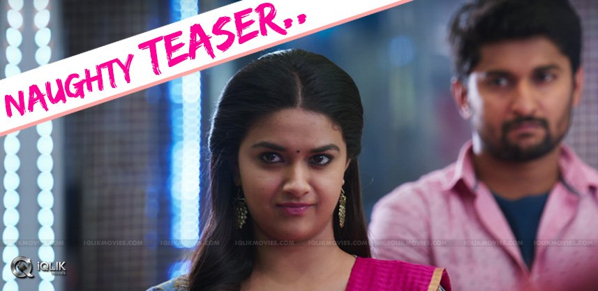 nani-keerthysuresh-nenulocal-teaser-talk