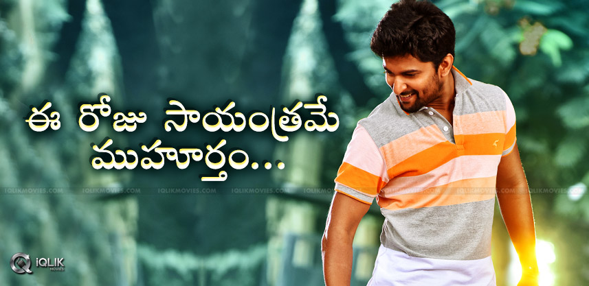 nani-nenulocal-teaser-launch-today-details