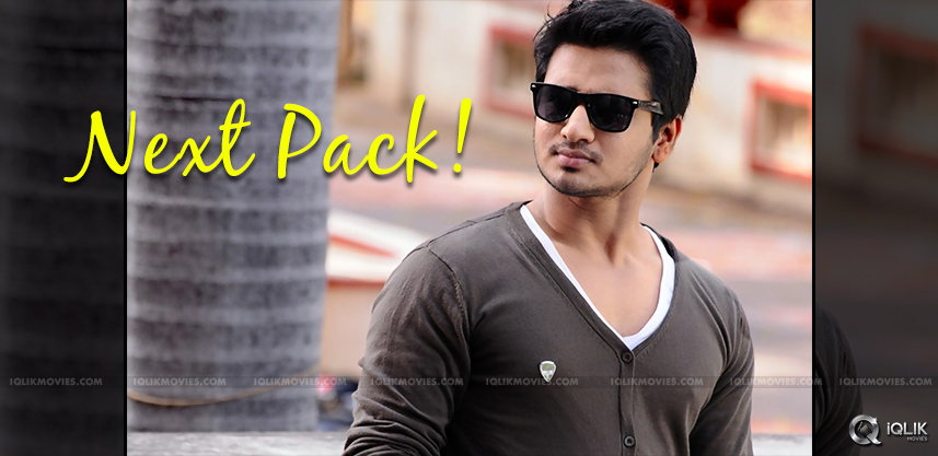 nikhil-doing-six-pack-for-his-next-movie