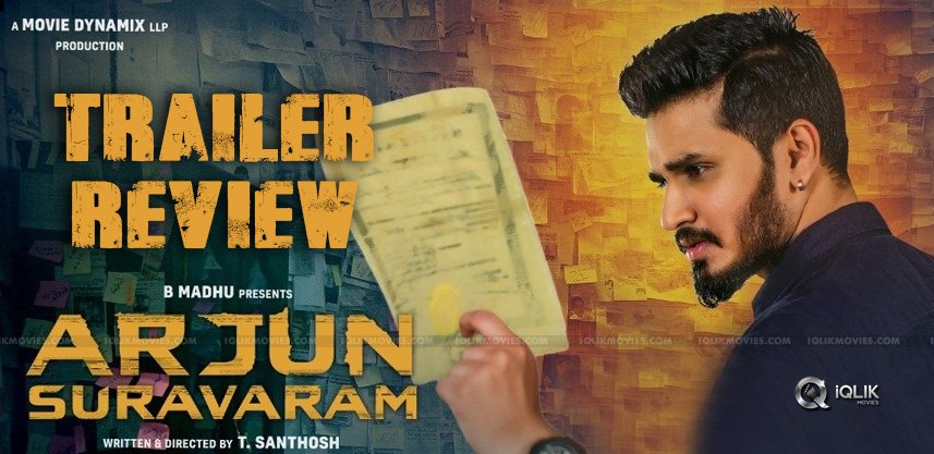 arjun-suravaram-movie-trailer-review