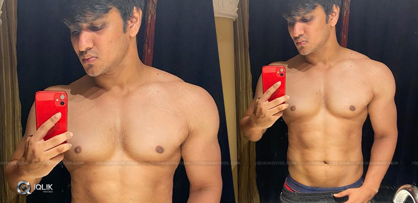 NiKhil To Show His Muscle Power!
