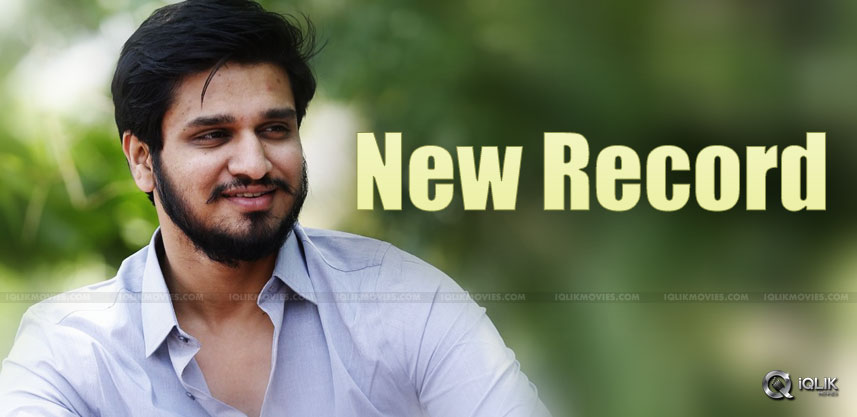 new-record-by-nikhil-tamil-details-
