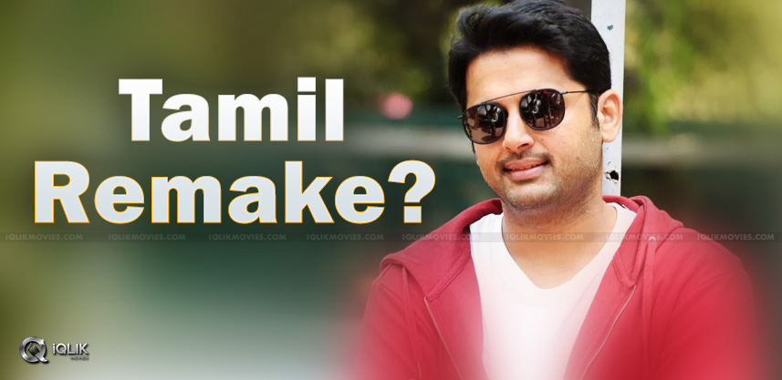 nithiin-remaking-tamil-film-ratsasan-updates