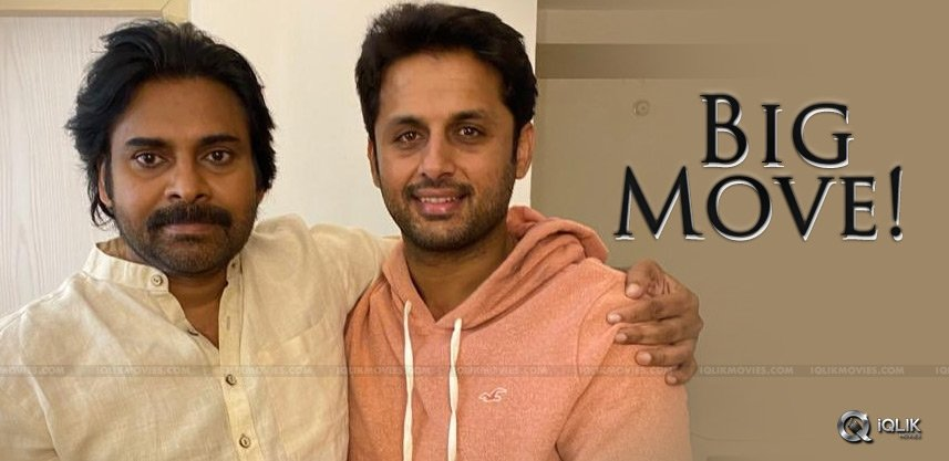 Nithin With Pawan Kalyan Very Soon?