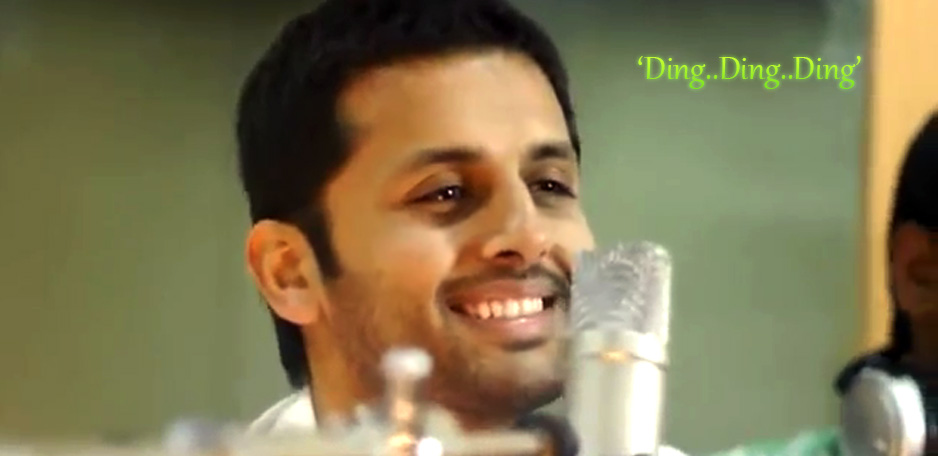 Nithin-croons-for-Gunde-Jaari-Gallanthayyindhe