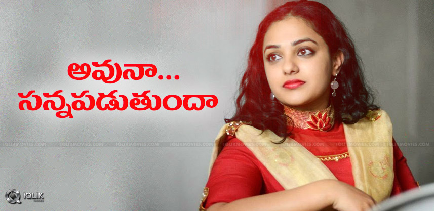 nithyamenen-to-loseweight-for-venkateshfilm