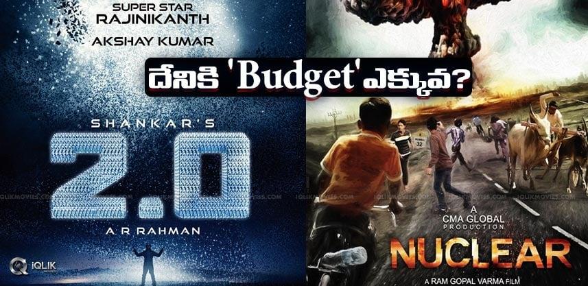 rgv-nuclear-shankar-robo2-budget-details