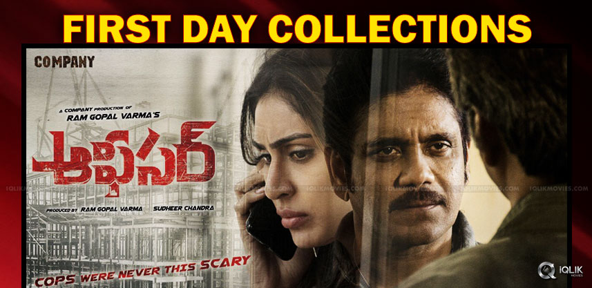 officer-movie-collections-on-first-day-details