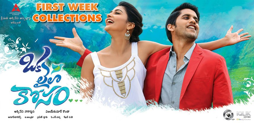 oka-laila-kosam-first-week-collections-report