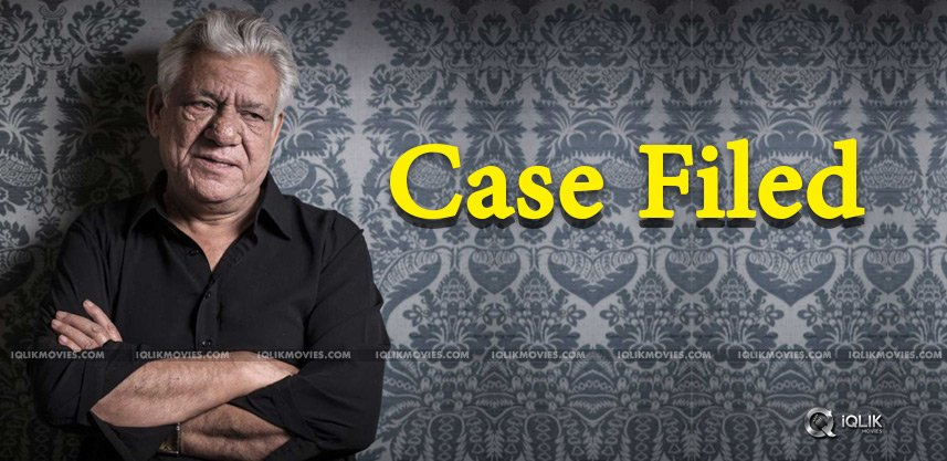 sedition-case-against-actor-ompuri