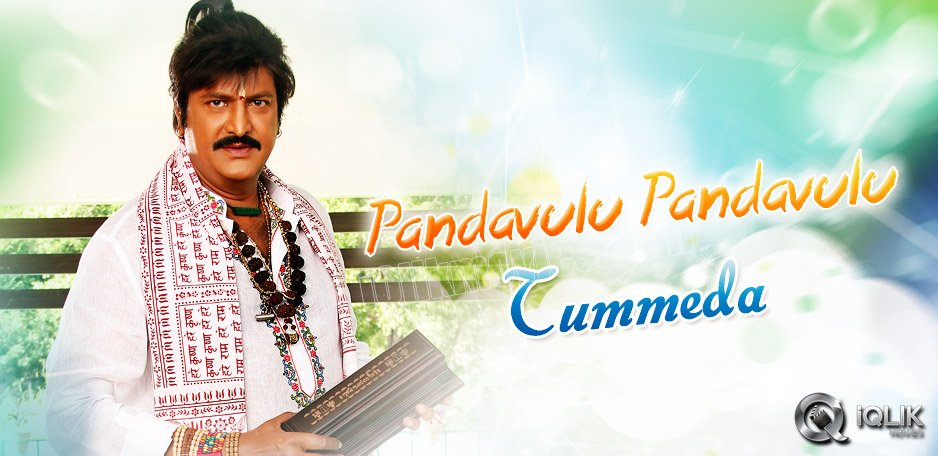 Pandavulu-Pandavulu-Tummeda-to-join-big-race