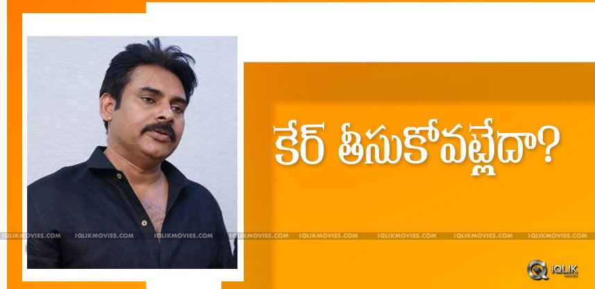 pawankalyan-recent-unfit-look-details